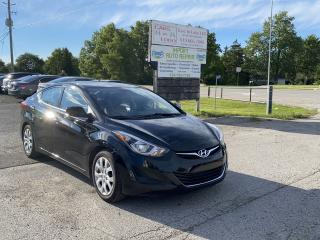 Used 2014 Hyundai Elantra GL for sale in Komoka, ON