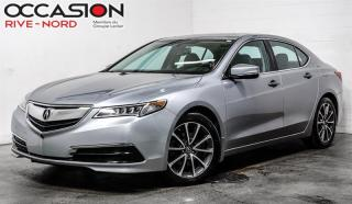 Used 2015 Acura TLX SH-AWD V6 CUIR+TOIT.OUVRANT for sale in Boisbriand, QC