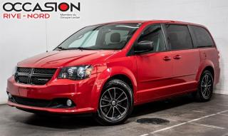 Used 2015 Dodge Grand Caravan SXT MAGS+DVD+BLUETOOTH for sale in Boisbriand, QC