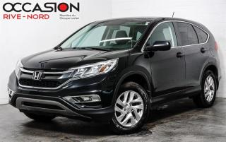 Used 2016 Honda CR-V SE AWD MAGS+CAM.RECUL+SIEGES.CHAUFFANTS for sale in Boisbriand, QC