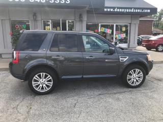 Used 2010 Land Rover LR2 HSE for sale in Mississauga, ON
