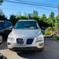 Photo of Silver 2008 Pontiac Montana