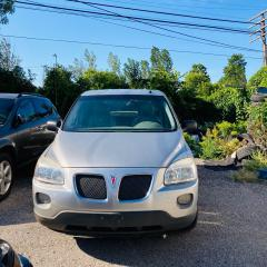 Used 2008 Pontiac Montana Fully Certified - 7 Passenger very clean for sale in Toronto, ON