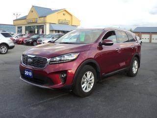 Used 2019 Kia Sorento EX 2.4 AWD LeatherHeated BackUpCam 7 Pass for sale in Brantford, ON