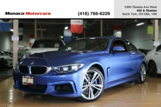 Used 2014 BMW 4 Series 435i xDrive Coupe - M-PKG|NAVI|BACKUP|SUNROOF for sale in North York, ON