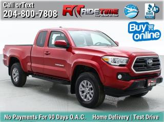 Used 2018 Toyota Tacoma SR5 for sale in Winnipeg, MB