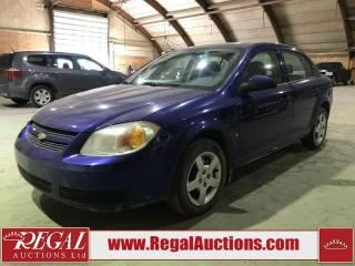 Used 2007 Chevrolet Cobalt LT 4D Sedan for sale in Calgary, AB