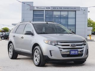 Used 2013 Ford Edge SE 101A | 2.0L | SYNC | CONVENIENCE PKG for sale in Winnipeg, MB