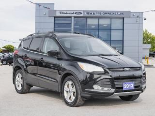 Used 2013 Ford Escape SE NAV | HEATED PWR LEATHER SEATS for sale in Winnipeg, MB
