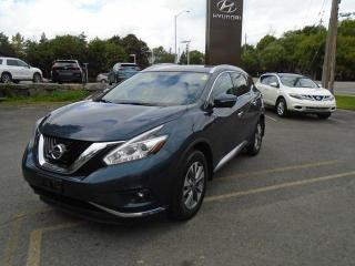 Used 2015 Nissan Murano SL for sale in Ottawa, ON