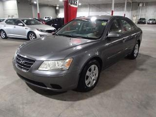 Used 2010 Hyundai Sonata GL AUTO *** GREAT VALUE!! *** for sale in Nepean, ON