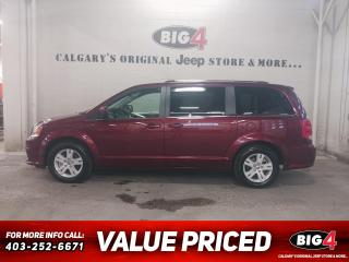 Used 2019 Dodge Grand Caravan Crew for sale in Calgary, AB