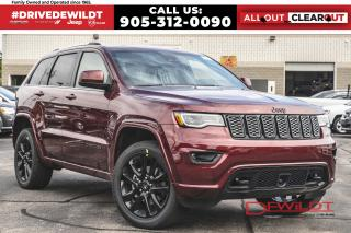 New 2020 Jeep Grand Cherokee ALTITUDE | PROTECH | SUNROOF | TOW PKG | for sale in Hamilton, ON