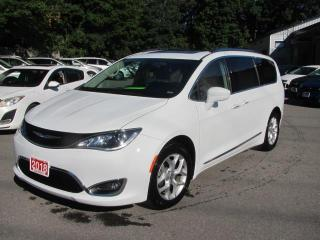 Used 2018 Chrysler Pacifica Touring-L Plus for sale in Brockville, ON