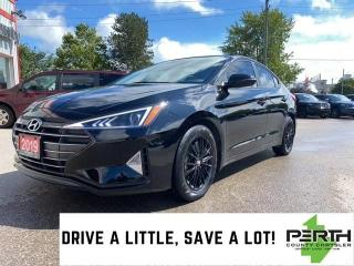 Used 2019 Hyundai Elantra | Sunroof | Heated Seats | Lane Assist | for sale in Mitchell, ON