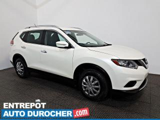 Used 2015 Nissan Rogue S AIR CLIMATISÉ - Caméra de Recul for sale in Laval, QC