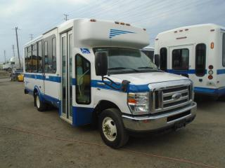 Used 2013 Ford Econoline Handicap Bus for sale in Mississauga, ON
