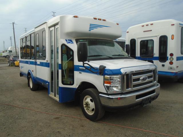 2013 Ford Econoline Handicap Bus