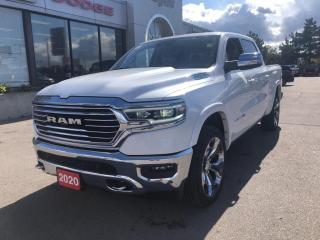 New 2020 RAM 1500 Longhorn Crew 4x4 V8 for sale in Hamilton, ON