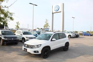 Used 2016 Volkswagen Tiguan 2.0L TSI Special Edition 4MOTION for sale in Whitby, ON