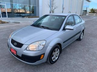 Used 2006 Kia Rio 4DR SDN EX for sale in Mississauga, ON
