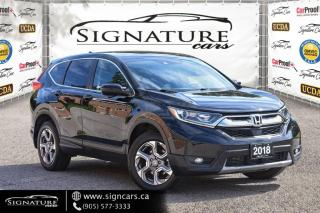Used 2018 Honda CR-V EX AWD. NO ACCIDENT. ONE OWNER. LANE SENSE. ACC for sale in Mississauga, ON