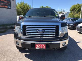 Used 2010 Ford F-150 SUPERCREW XTR 4X4 for sale in Barrie, ON