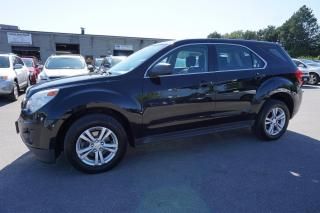 Used 2013 Chevrolet Equinox LS CERTIFIED 2YR WARRANTY *FREE ACCIDENT* BLUETOOTH CRUISE ALLOYS for sale in Milton, ON