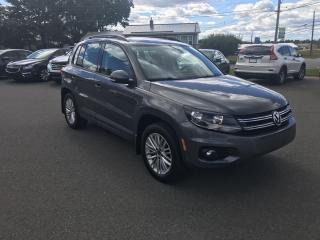 Used 2015 Volkswagen Tiguan S for sale in Truro, NS