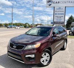 Used 2011 Kia Sorento SX 4WD | 7-SEATS | SUNROOF | NAVI | for sale in Barrie, ON
