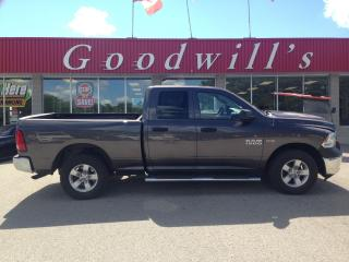 Used 2014 RAM 1500 ST! 6 PASSENGER! CLEAN TRUCK! for sale in Aylmer, ON
