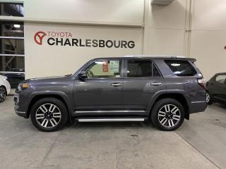 Used 2016 Toyota 4Runner Limited - V6 - 4x4 - Intérieur en cuir for sale in Québec, QC