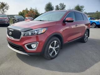 Used 2017 Kia Sorento EX V6, AWD,  CUIR CHAUFFANT, 7 PLACES for sale in Vallée-Jonction, QC