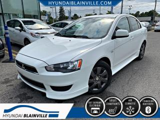 Used 2012 Mitsubishi Lancer TOIT OUVRANT, BLUETOOTH, BANCS CHAUFFANT for sale in Blainville, QC