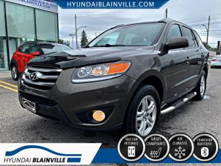Used 2012 Hyundai Santa Fe GL DÉMARREUR À DIST, BANCS CHAUF, BLUETO for sale in Blainville, QC