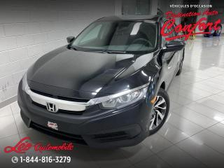 Used 2016 Honda Civic EX **NOUVEL ARRIVAGE** for sale in Chicoutimi, QC