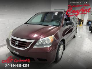 Used 2008 Honda Odyssey DX **NOUVEL ARRIVAGE** for sale in Chicoutimi, QC