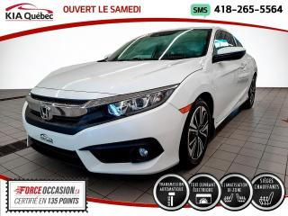 Used 2016 Honda Civic EX* TURBO* COUPE* TOIT* SIEGES CHAUFFANT for sale in Québec, QC