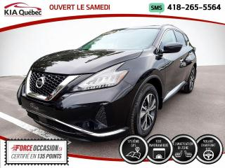 Used 2019 Nissan Murano SV* AWD* TOIT PANO* GPS* HAYON ELECTRIQU for sale in Québec, QC