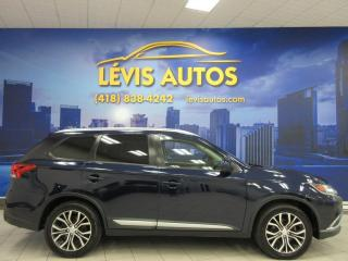 Used 2016 Mitsubishi Outlander TOURING EDITION AWD TOIT OUVRANT CAMERA for sale in Lévis, QC