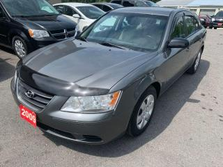 Used 2009 Hyundai Sonata GLS for sale in Peterborough, ON