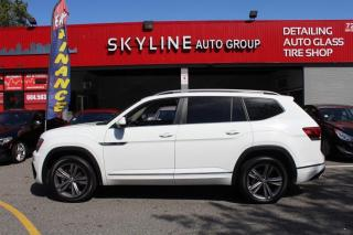 Used 2019 Volkswagen Atlas Highline 3.6 FSI 4MOTION for sale in Surrey, BC