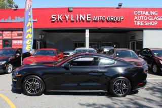 Used 2020 Ford Mustang EcoBoost Fastback for sale in Surrey, BC