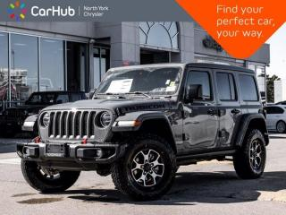 New 2021 Jeep Wrangler Rubicon 2.0 Turbo Sky Roof Navi Advanced Safety Steel Bumper for sale in Thornhill, ON