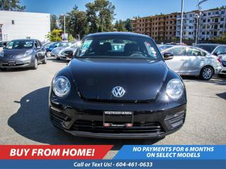 Used 2017 Volkswagen Beetle Coupe NORTH for sale in Port Moody, BC