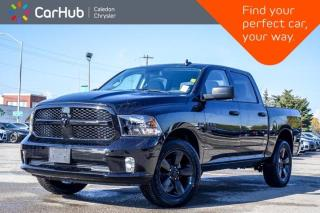 New 2020 RAM 1500 Classic New Express Night Edition 4x4 Bluetooth Backup Camera Bluetooth R Start Apple Car 20