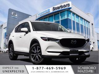 Used 2018 Mazda CX-5 1.5%@FINANCE|CPO|GT|AWD|NAVIGATION for sale in Scarborough, ON