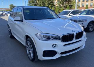 Used 2017 BMW X5 AWD 4dr xDrive35i for sale in Dorval, QC