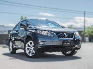 Used 2010 Lexus RX 350 TECH PKG | NAV | BACK UP | ROOF | REMOTE STARTER for sale in Toronto, ON