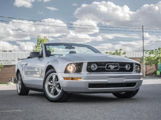 Used 2006 Ford Mustang CONVERTIBLE | PONY PKG | LOW KM | LIKE BRAND NEW for sale in Toronto, ON